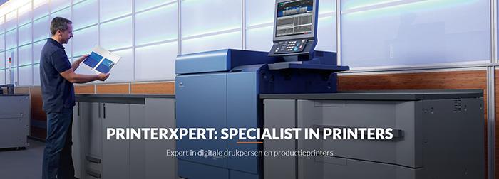【Case voor samenwerking tussen dealers】 PrinterXpert. Nederland