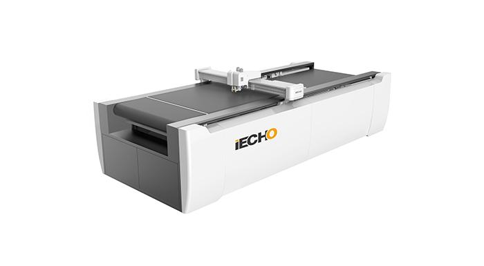 IECHO nieuwste type machine PK1209- Groter snijgebied, beter snijeffect