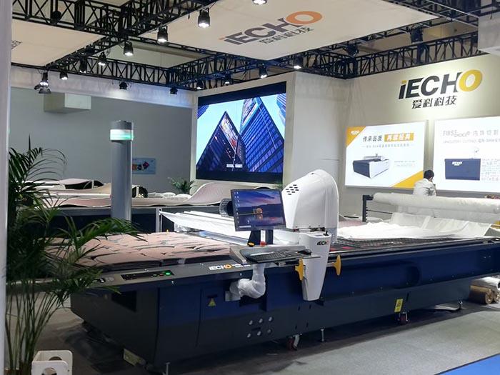IECHO op de China International Automotive Aftermarket Fair (CIAAF)