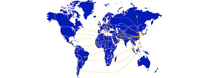 IECHO wordt 's werelds grootste online leverancier van supernesting-systemen