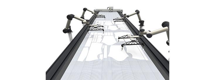 Introductie van IECHO's zelfontwikkelde bewegingscontroletechnologiesysteem voor precisiesnijapparatuur