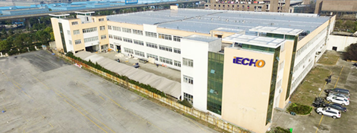 20.000 vierkante meter aan Digitalization and Research Test Center voltooid in Xiaoshan District, Hangzhou City