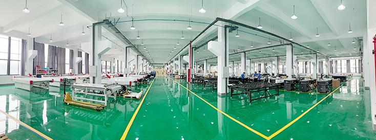 Er wordt 60.000 vierkante meter onderzoekscentrum en een nieuwe productiebasis gebouwd, en de jaarlijkse productie van apparatuur kan 4.000 eenheden bereiken