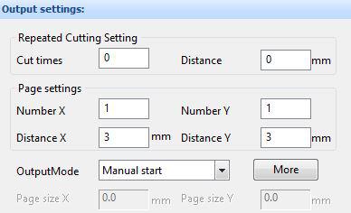 Instelling voor arrays en herhaald snijden