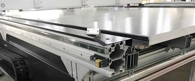 Luchtvaart aluminium honingraatpaneel