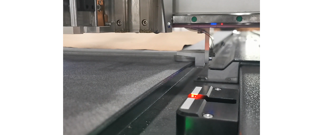 Automatisch mesinitialisatiesysteem