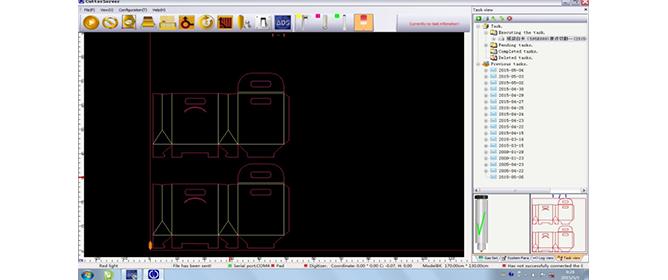 IECHO motion control-systeem