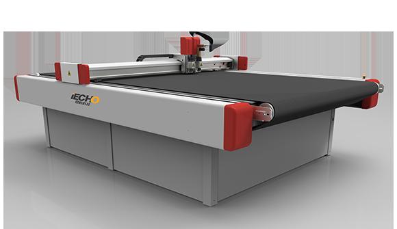 BK High Speed digitale snijmachine