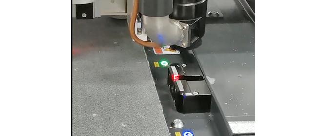 IECHO automatische mesinitialisatie