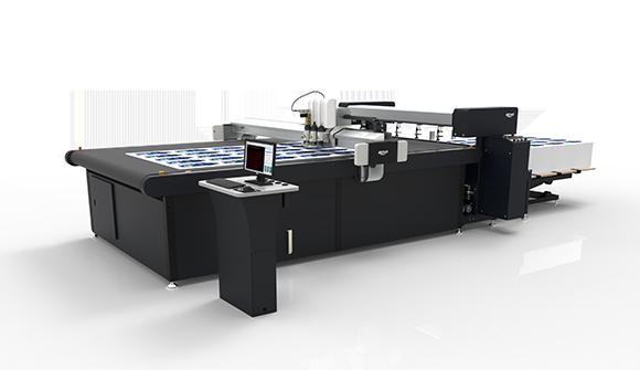 BK3 hoge snelheid digitale snijmachine