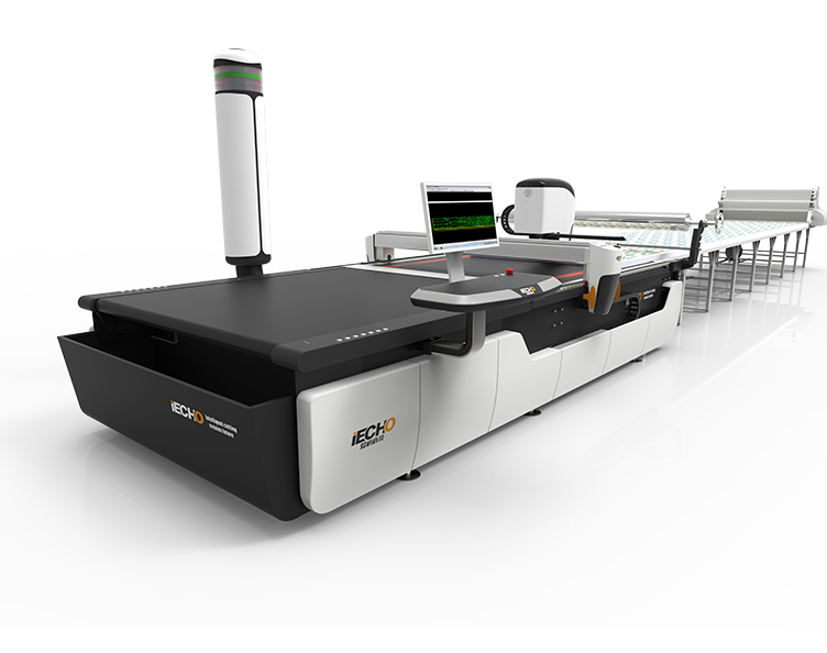 GLS Automatisch meerlagig snijsysteem