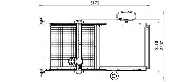 Nieuw ontwerp vacuümkamer
